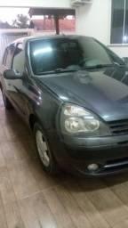 Lindo Renault Clio sedan v/ gnv