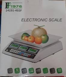 Balança Digital Scale - 40 Kg - Loja BK Variedades - Entrega Grátis