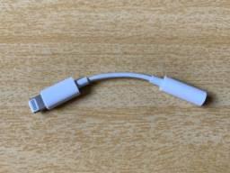 Adaptador Lightning P2 Apple Novo Original