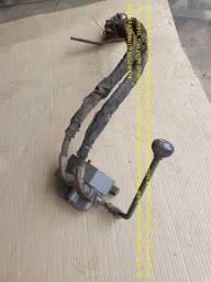 Título do anúncio: comando hidraulico para tratores valtra, foi retirado de um trator 785