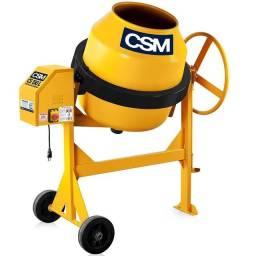 Título do anúncio: BETONEIRA CSM CS 150L COM PAINEL MONOFASICO<br><br>220V CSM