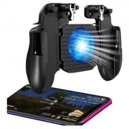 Título do anúncio: Gatilho gamer celular Knup Kp-9015 cooler