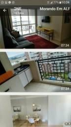 Alugo apartamento mobiliado Jd de Monet Alphaville