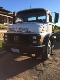 Mercedes 1318 toco - 1989