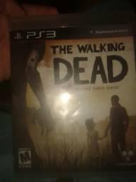 Troco/ The Walking Dead pra ps3