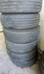 14 pneus