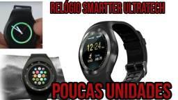 Relógio Smartter Ultratech