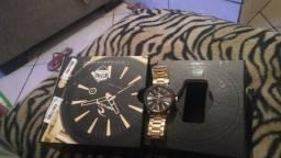 Vendo relógio rip curl zero na garantia