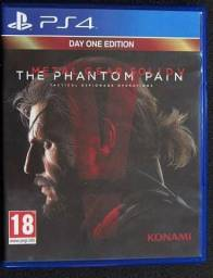 Metal gear the phanton pain ps4