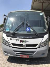 Vendo Micro ônibus Neobus VW 9-160 único dono !!! - 2013