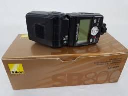 Flash Nikon SB 800