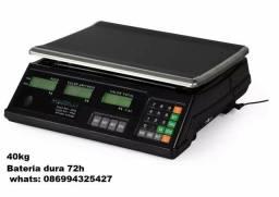Balanca Eletrônica Digital com bateria que dura 72hrs