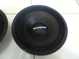Alto falantes Selenium 12 de 200