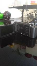 Câmera JVC Full HD