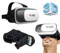 Oculos Vr Box 3D + Controle (Entrega Grátis)