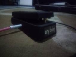 Pedal Dunlop Cry Baby Standard Wah (GCB95) em perfeito estado