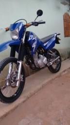 Trocou esta duas motos por xt660 - 2009