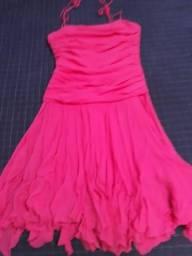 Vestido de festa Magrela