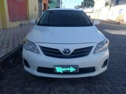 Corolla automático 2012 completo! 99187-7790 aceito trocas carro e moto - 2012
