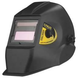 Mascara de Solda com Escurecimento Automático MSL-500S Lynus - Original
