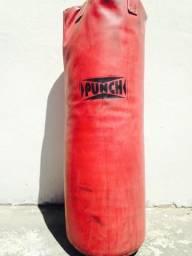 6cf82da233 Saco de Pancadas Marca Punch 90 cms 20 quilos