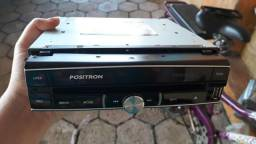 Dvd retratil positron SP6300AV