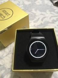 Smartwatch kw18 caixa e acessórios