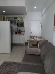 Murano Imobiliária vende apartamento de 1 quarto com vista para o mar na Praia da Costa, V