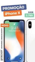 Grande Promoção! iPhone X 64GB. Dê o Seu Usado na Troca