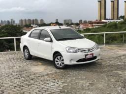TOYOTA ETIOS 2016/2017 1.5 XS SEDAN 16V FLEX 4P AUTOMÁTICO - 2017
