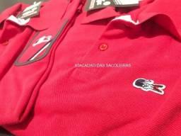 48b02db2ebae6 Roupas para Sacoleiras - 50 Camisetas Polo Luxo
