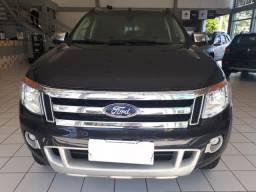 Ford Ranger 2016 3.2 limited 4x4 20 v diesel, a versão mas completa, as melhores taxas - 2016