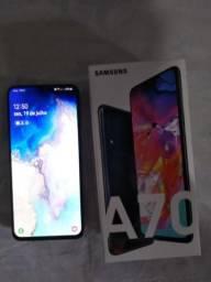 Vendo ou Troco Samsung Galaxy A70 Novo Em Moto g7 Power