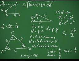 Aula de matemática em domicílio