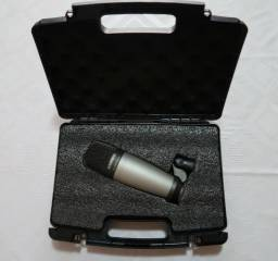 Microfone Profissional Condensador Samson - C01
