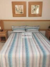Flat com 1 dormitório para alugar, 35 m² por R$ 3.500/mês - Pinheiros - São Paulo/SP