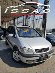 GM Chevrolet Zafira 2.0/CD 2.0 8V 5p Manual 2001 Prata - 2001