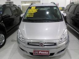 FIAT IDEA 1.6 MPI ESSENCE 16V FLEX 4P MANUAL - 2016