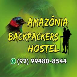 More no Centro Hostel prox teatro Amazonas R$400 incluso luz gás internet