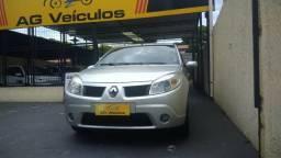 Renault Sandero Privilege 1.6 Completo 2008 - 2008