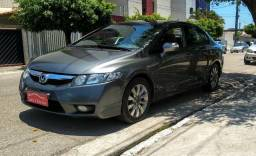 HONDA CIVIC 1.8 LXL 2011 MANUAL (Flex) C/AR DIGITAL E PILOTO AUTOMÁTICO - 2011
