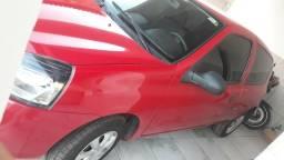 Clio vermelho 2p ar - 2015