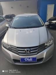 Honda CITY 1.5 DX 2011 - Uberaba - 2011