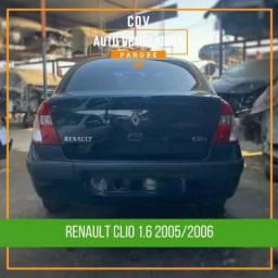 Título do anúncio: Sucata Renault Clio EXP 16V 2005/2006 Disponível para venda de peças