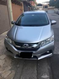 Honda City - EX - 2015 - Aut - 2015