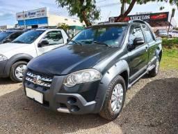 Fiat Strada CD 1.8 Adv 2010 completa