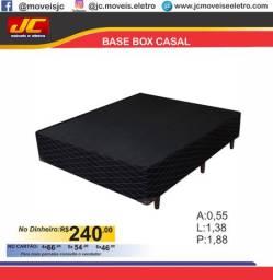 Base box casal padrão