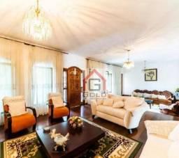 Casa com 4 dormitórios para alugar, 530 m² por R$ 8.000,00/mês - Jardim do Mar - São Berna