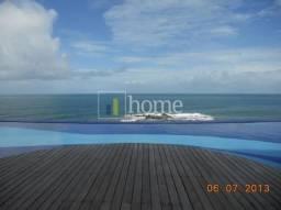 Confortável cobertura em Ondina, com vista para o mar,aluguel temporada.