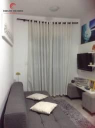 Apartamento para alugar com 1 dormitórios em Santa maria, São caetano do sul cod:4284